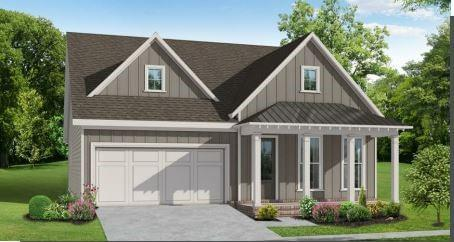 242 Idylwilde Way New Home for Sale in Canton GA