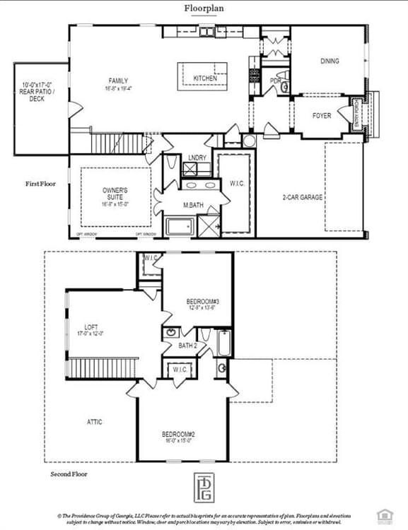 New Home in Alpharetta, GA