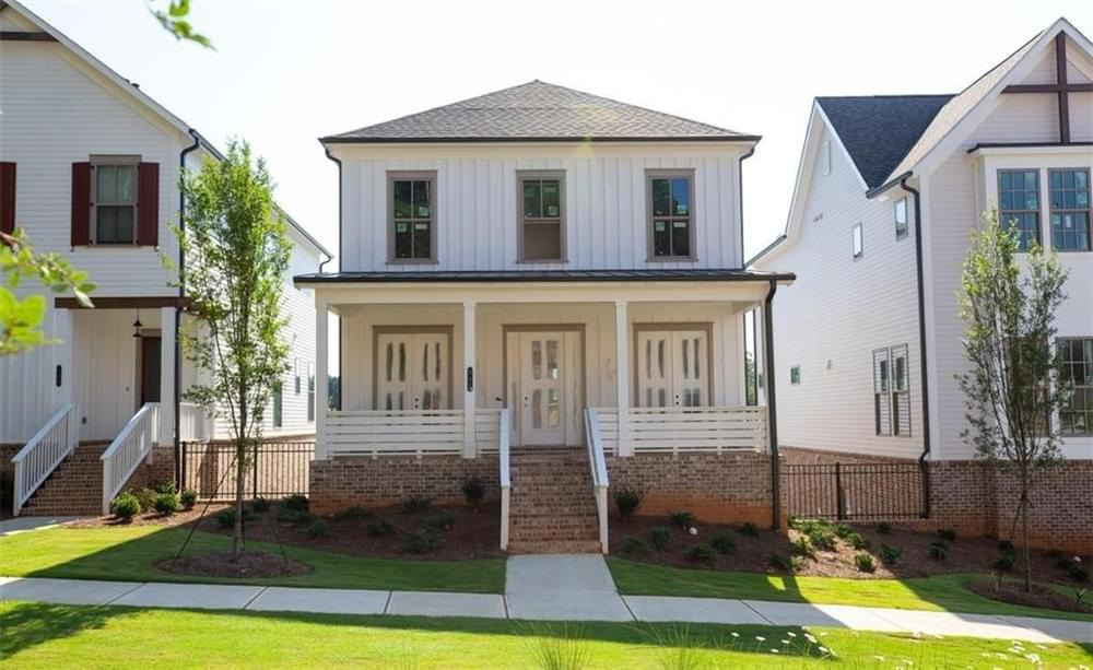 3845 Light Farms Way New Home for Sale in Suwanee GA