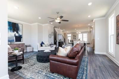 3700 Ample Avenue, 98 New Home for Sale in Suwanee GA