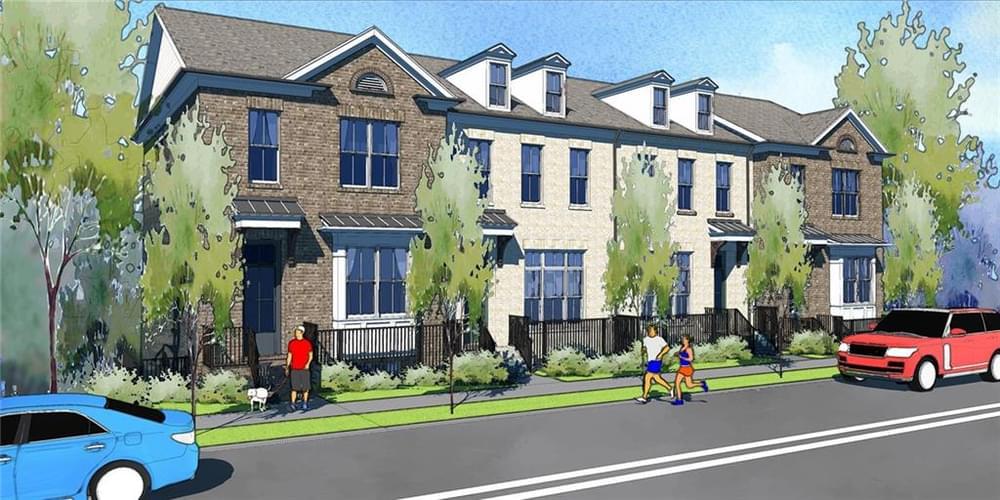 1278 Bennett Creek Overlook, 141 New Home for Sale in Suwanee GA