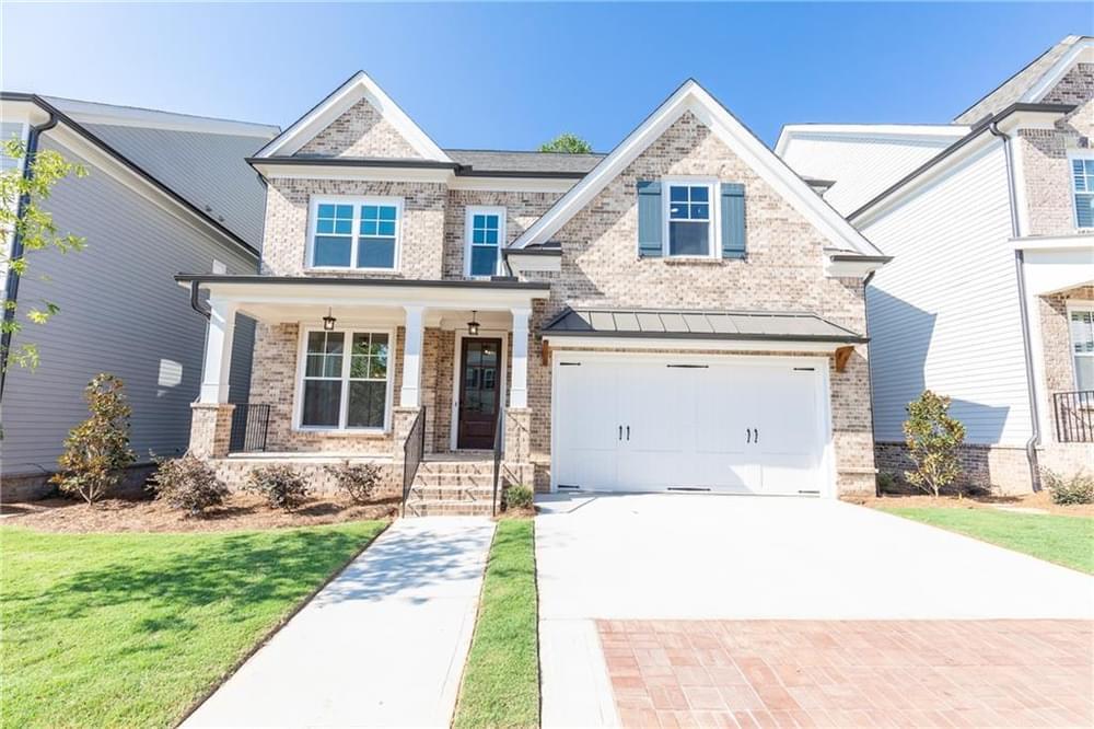 3171 Bennett Creek Lane New Home for Sale in Suwanee GA