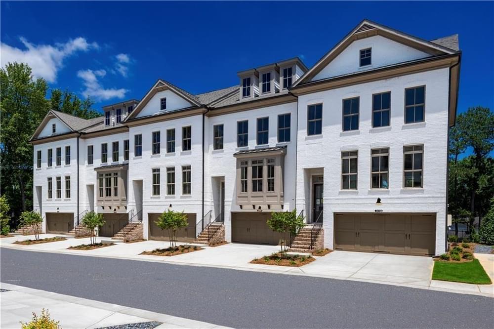 3040 Pruitt Lane, 23 New Home for Sale in Smyrna GA