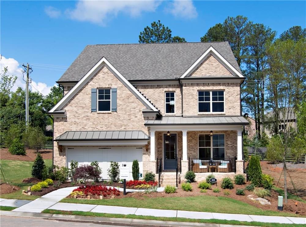 3131 Bennett Creek Lane New Home for Sale in Suwanee GA