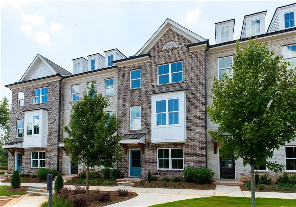 806 Angora Alley, 30 New Home for Sale in Scottdale GA