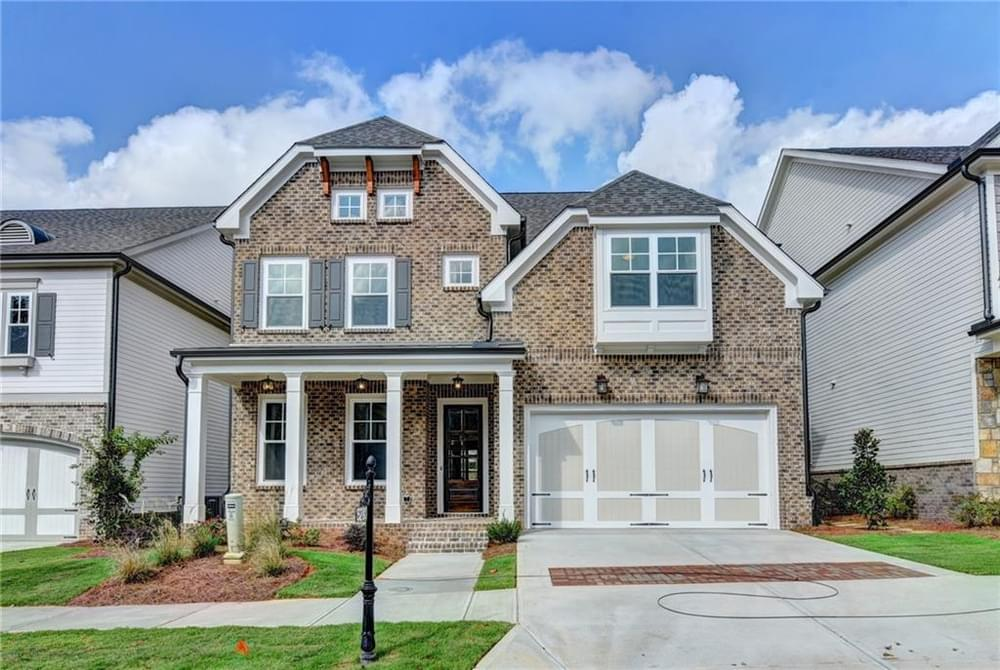 1185 Pennington View Lane New Home for Sale in Alpharetta GA