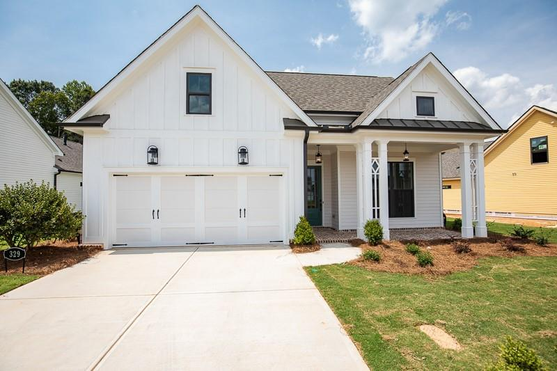 244 Idylwilde Way New Home for Sale in Canton GA