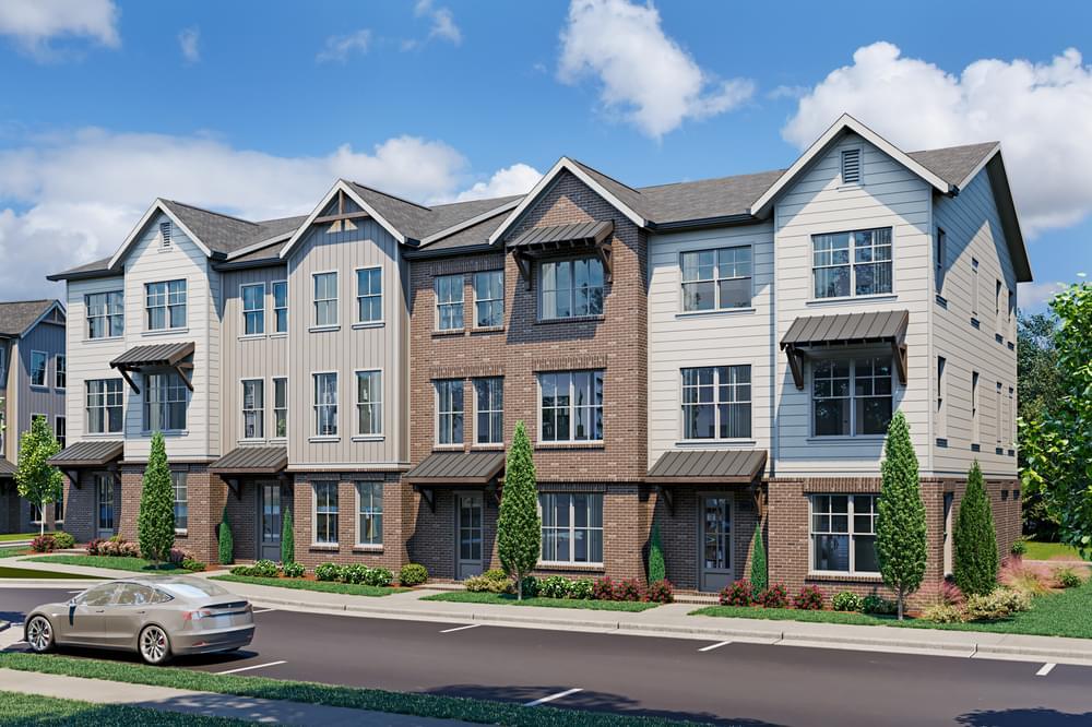 New home in Suwanee GA