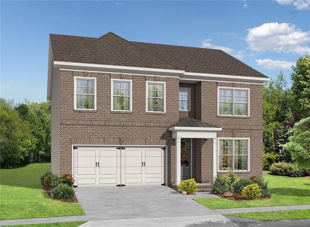 925 Miranda Terrace New Home for Sale in Alpharetta GA