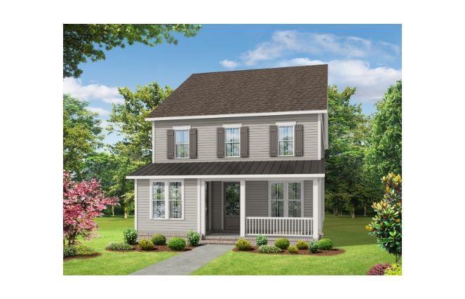 1722 Harvest Park Lane New Home for Sale in Suwanee GA