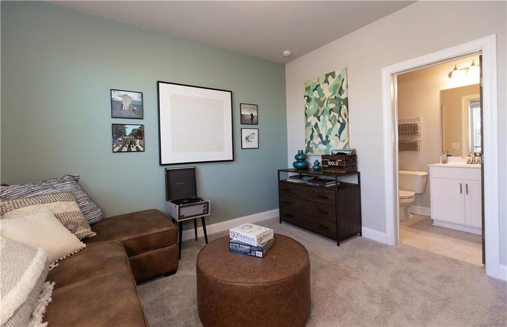 New Home in Suwanee, GA