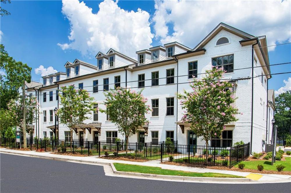 2889 Elmwood Drive, 6 New Home for Sale in Smyrna GA