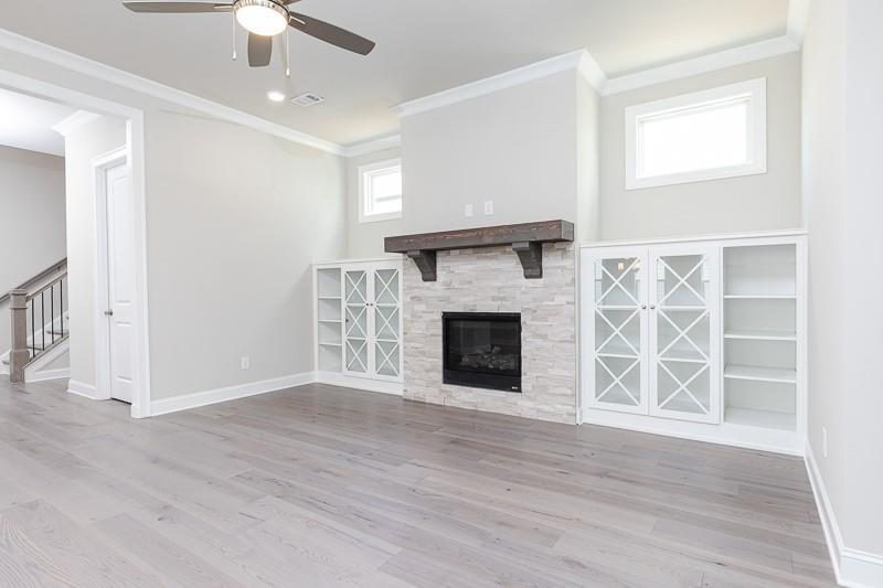 You can still select your cabinet color and island top. 3br New Home in Canton, GA