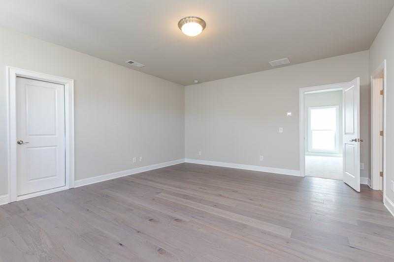 Every room in the Trevor is large and spacious. Canton, GA New Home