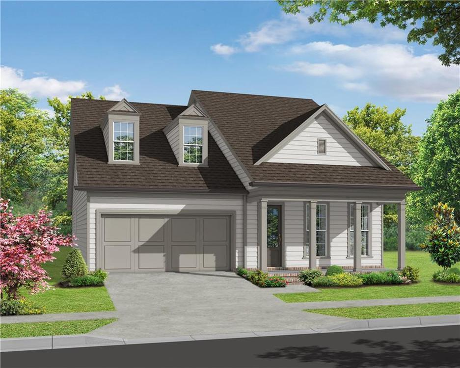 3485 Benedict Place New Home for Sale in Suwanee GA