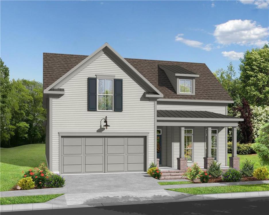 3241 Bennett Creek Lane New Home for Sale in Suwanee GA