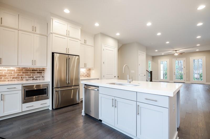 419 Bishop Lane, 22 New Home for Sale in Woodstock GA