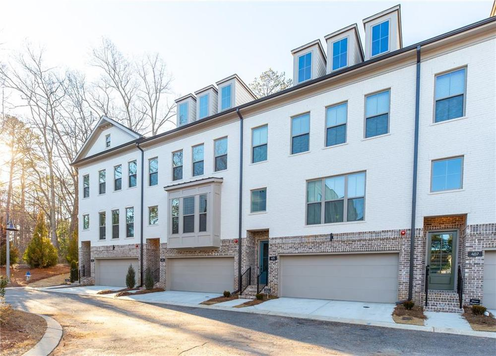 417 Bishop Lane, 21 New Home for Sale in Woodstock GA