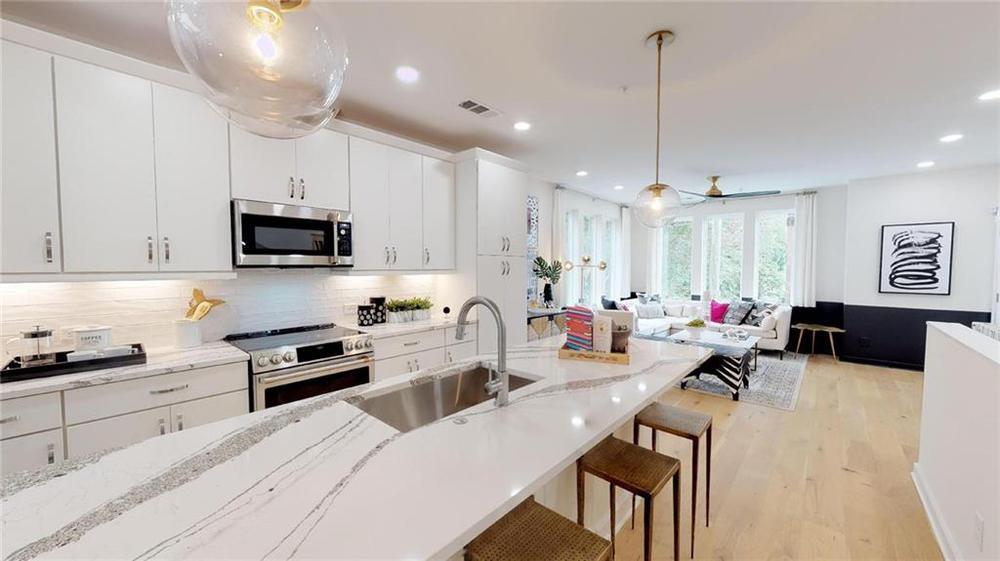 407 Pratt Drive, 1101 New Home for Sale in Atlanta GA