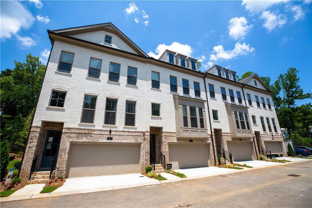 210 Mitchell Lane, 55 New Home for Sale in Woodstock GA