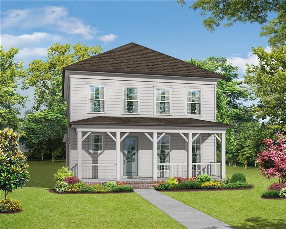1035 Poppy Pointe New Home for Sale in Alpharetta GA