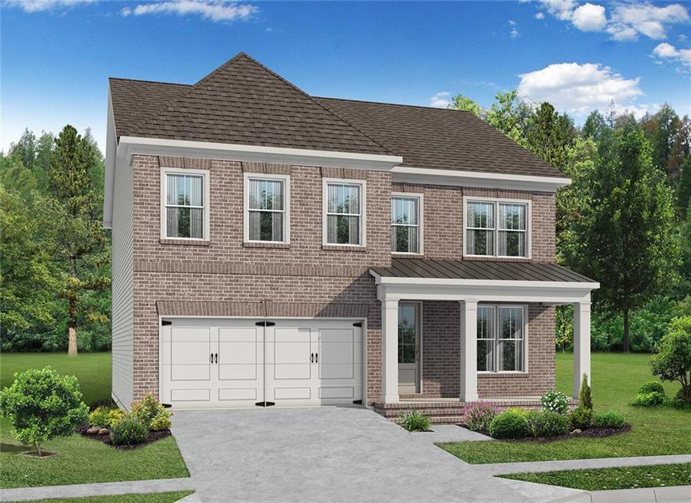905 Miranda Terrace New Home for Sale in Alpharetta GA