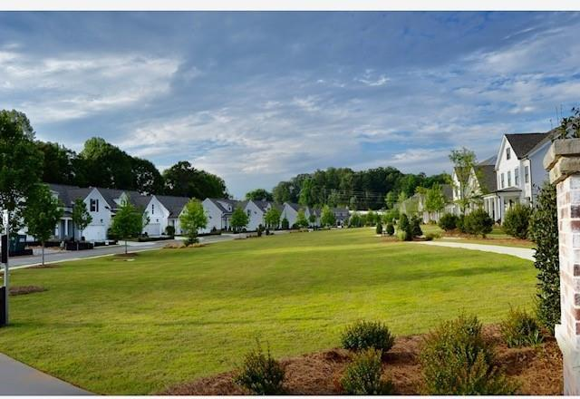 Visit our community gardens! 4br New Home in Canton, GA