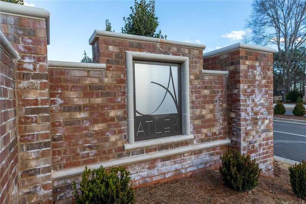 Homesite 65. 2,155sf New Home in Alpharetta, GA