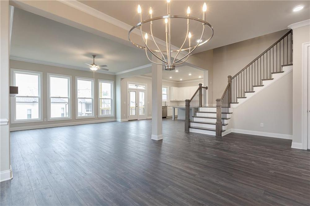 6br New Home in Johns Creek, GA