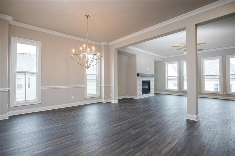 3,472sf New Home in Johns Creek, GA