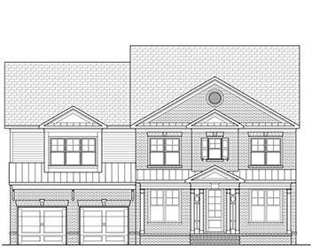 3,615sf New Home in Johns Creek, GA