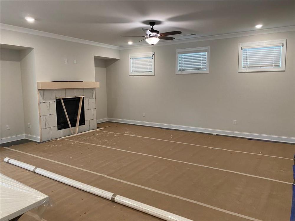 Living Room. 775 Armstead Terrace, Alpharetta, GA