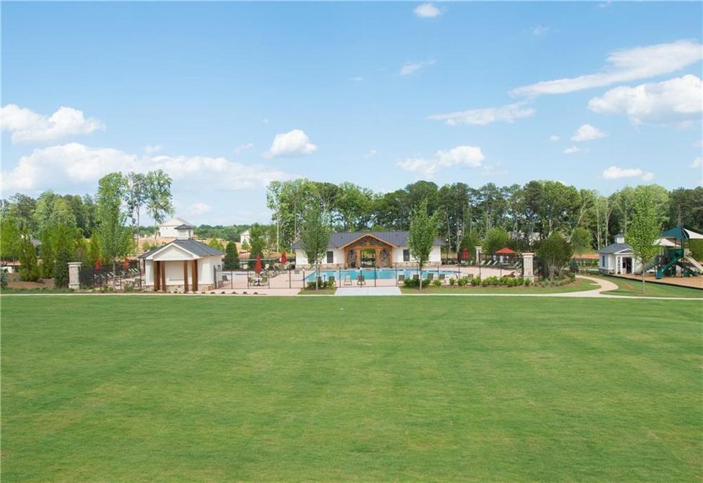 Johns Creek, GA New Home