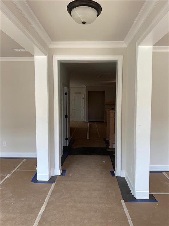 Foyer. 2,960sf New Home in Alpharetta, GA