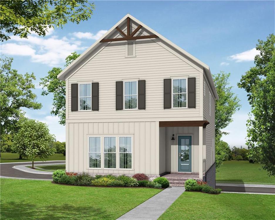 3768 Spruce Ridge Lane New Home for Sale in Suwanee GA