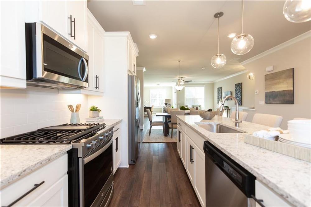 2,186sf New Home in Suwanee, GA