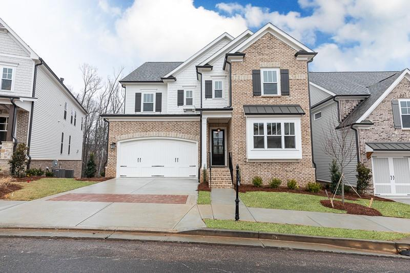 305 Wiman Park Lane New Home for Sale in Johns Creek GA