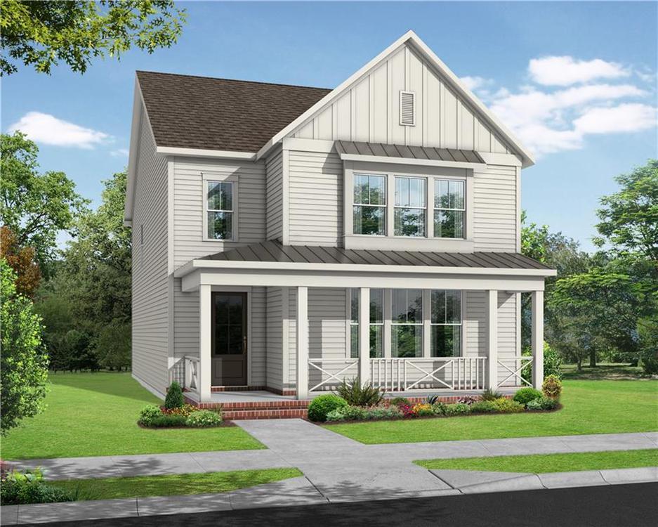 3776 Organic Farm Road New Home for Sale in Suwanee GA