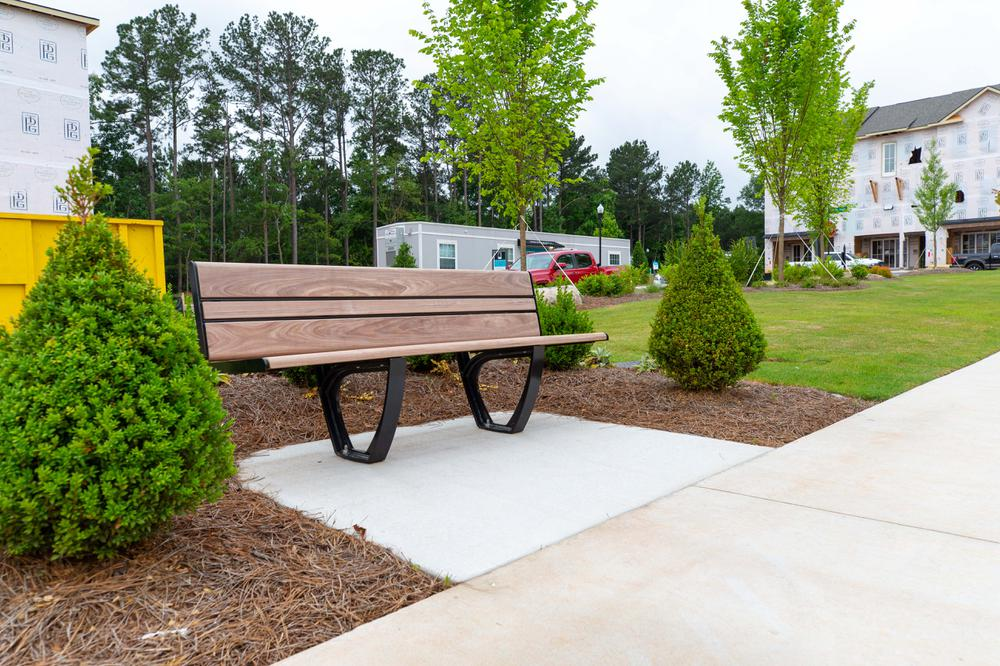 Alpha Loop in the Atley Community. Atley New Homes in Alpharetta, GA
