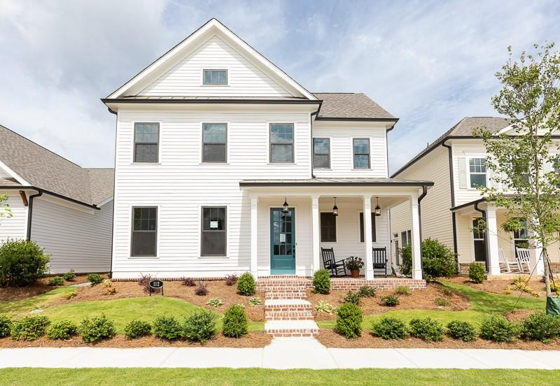 711 Hickory Hollow Walk New Home for Sale in Canton GA