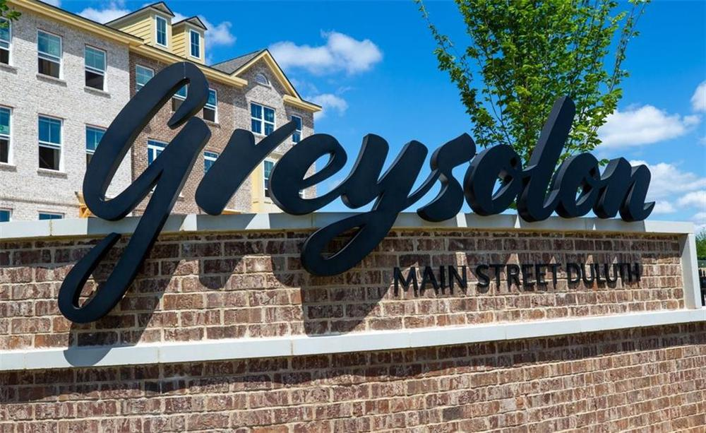 Greysolon is a beautiful community with only 47 townhomes* . 2,141sf New Home in Duluth, GA