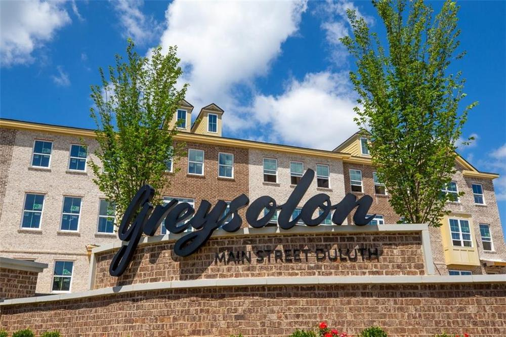 Welcome to Greysolon! . 2,141sf New Home in Duluth, GA