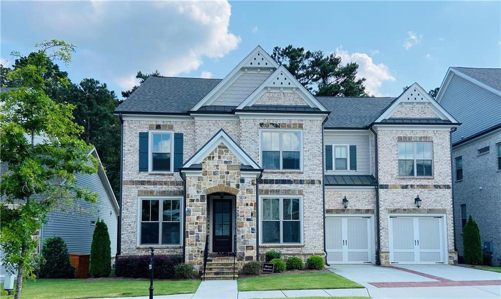 11300 Olbrich Trail New Home for Sale in Johns Creek GA