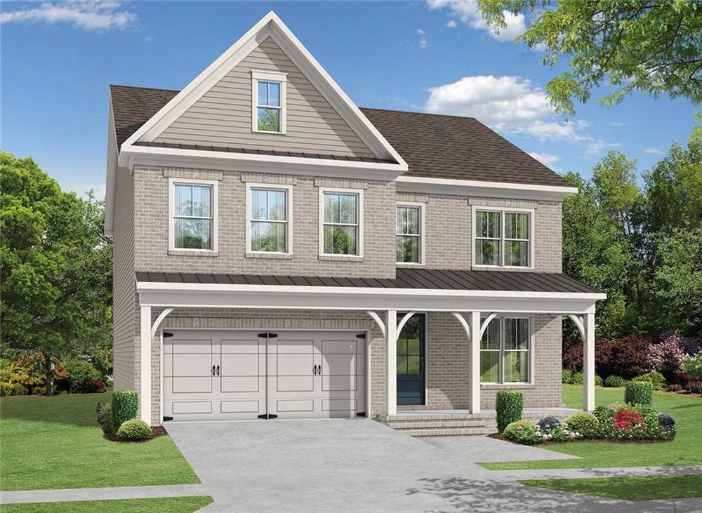 1180 Pennington View Lane New Home for Sale in Alpharetta GA