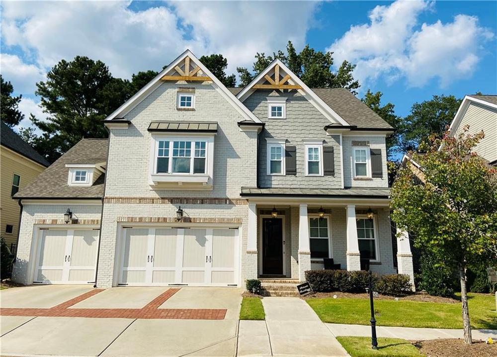 11310 Olbrich Trail New Home for Sale in Johns Creek GA