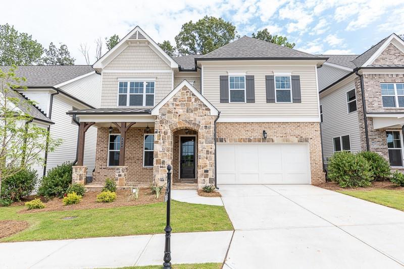 915 Miranda Terrace New Home for Sale in Alpharetta GA