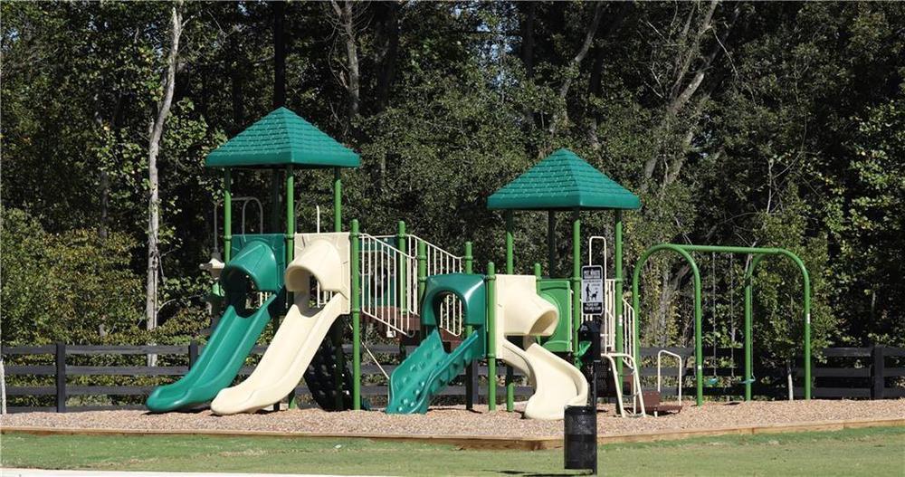 Community Playground. 5br New Home in Alpharetta, GA