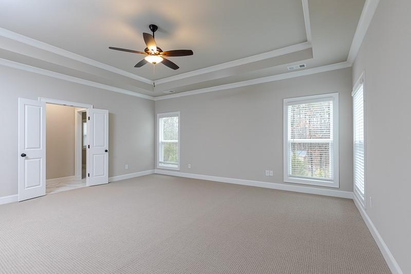 Not actual home. Photo is a previously built Montgomery floorplan. 5br New Home in Alpharetta, GA