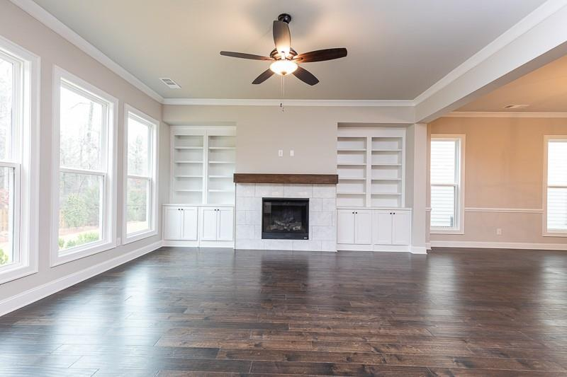 Not actual home. Photo is a previously built Montgomery floorplan. 3,472sf New Home in Alpharetta, GA