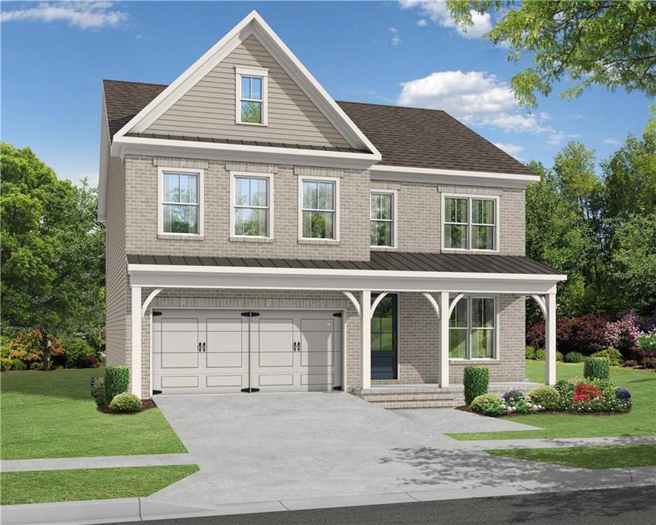 930 Pennington View Lane New Home for Sale in Alpharetta GA